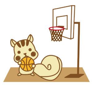 button-only@2x バスケットのパス回し 速い展開で相手とのズレを作りましょう。