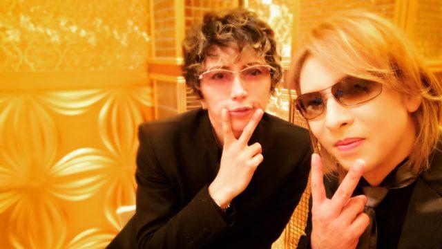 yoshikigackt 640x360 - 【GACKT】格付けチェックの代役はYOSHIKIに決定?出演の可能性に迫る!